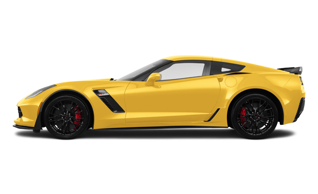 Chevrolet Corvette Coupe Z06 3LZ 2019