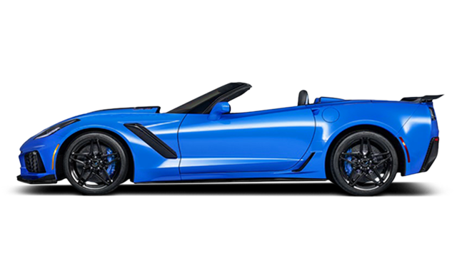 Chevrolet Corvette ZR1 Convertible 1ZR 2019