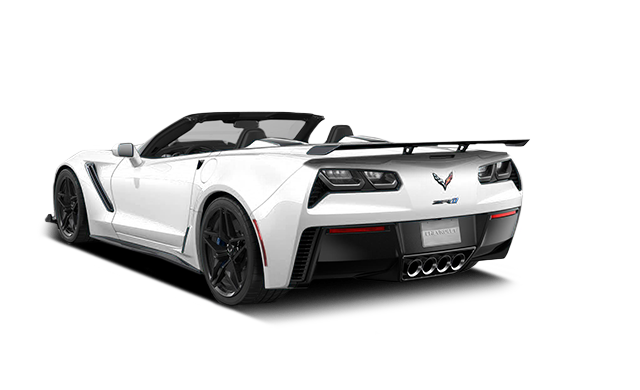 2019 Chevrolet Corvette ZR1 Convertible 3ZR