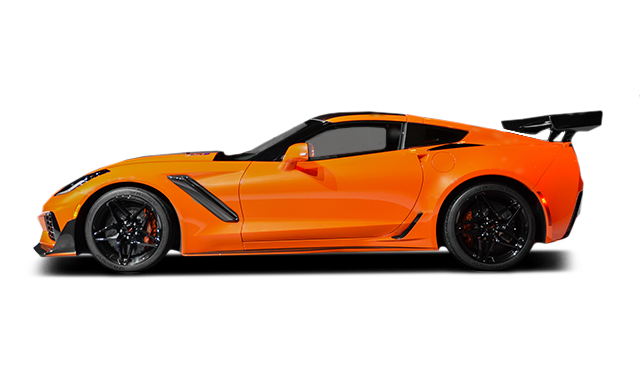 Chevrolet Corvette ZR1 1ZR 2019