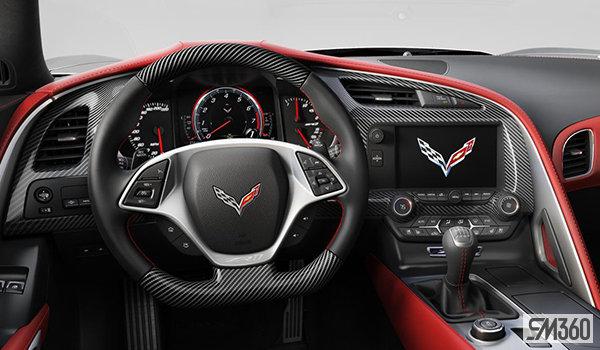 2019 Chevrolet Corvette ZR1 3ZR - Starting at $151990.0 ...