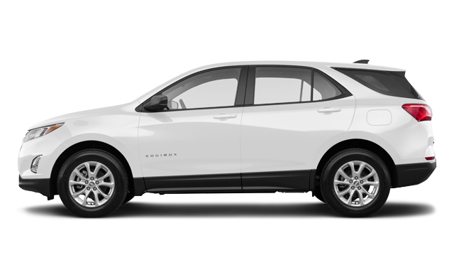 2019 Chevrolet Equinox LS - Starting at $28224.0 ...