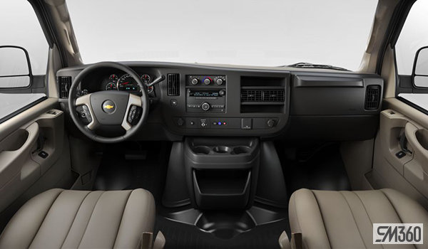 2019 Chevrolet Express 2500 CARGO - Starting at $40895.0 ...