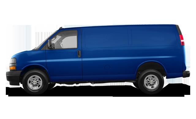 Chevrolet Express 2500 CARGO 2019
