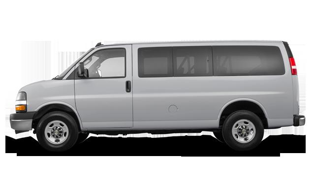 2019 Chevrolet Express 2500 PASSENGER LS