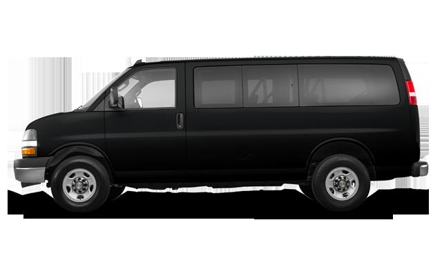 2019 Chevrolet Express 2500 PASSENGER LT