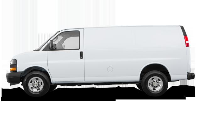 Chevrolet Express 3500 CARGO 2019