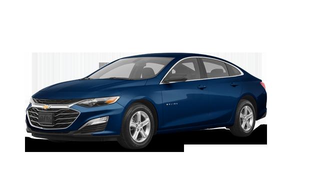 2019 Malibu LS - from $26,995 | Lanoue Chevrolet