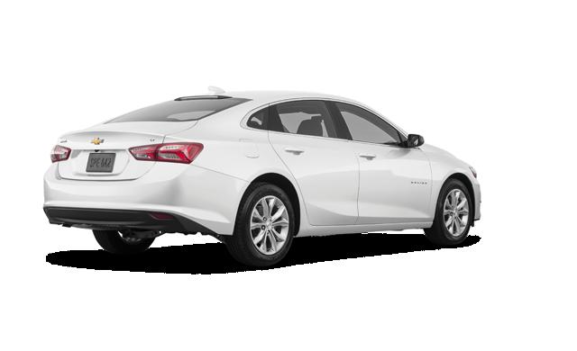 White Malibu Car >> 2019 Chevrolet Malibu Lt