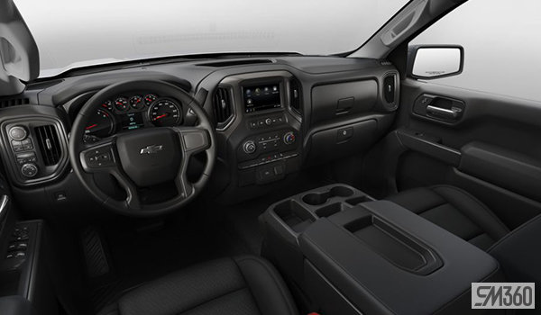 2019 Silverado 1500 Custom Trail Boss - $39,323 | True ...