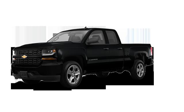 2019 Silverado 1500 LD CUSTOM - from $32,520 | Lanoue Chevrolet