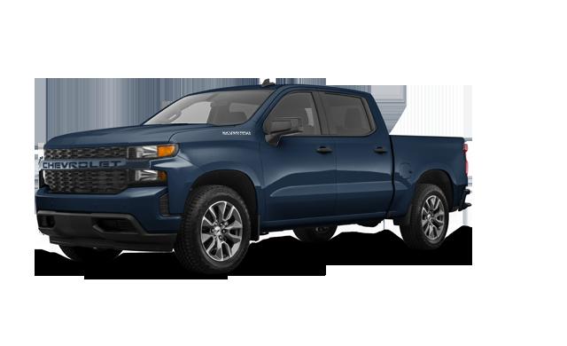 2019 Silverado 1500 Custom - from $32,475 | Lanoue Chevrolet