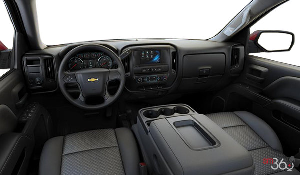 2019 Silverado 1500 LD CUSTOM - $37,653 | True North Chevrolet