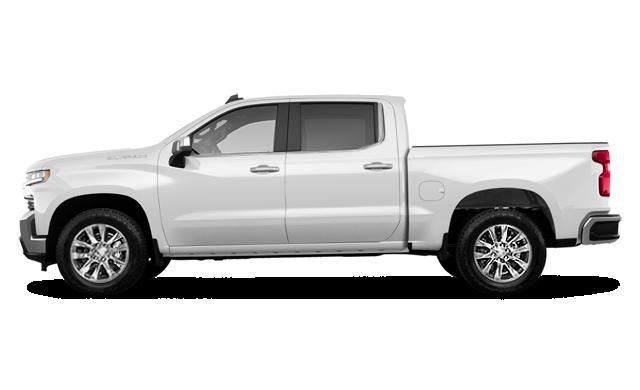 2019 Chevrolet Silverado 1500 Custom 4WD
