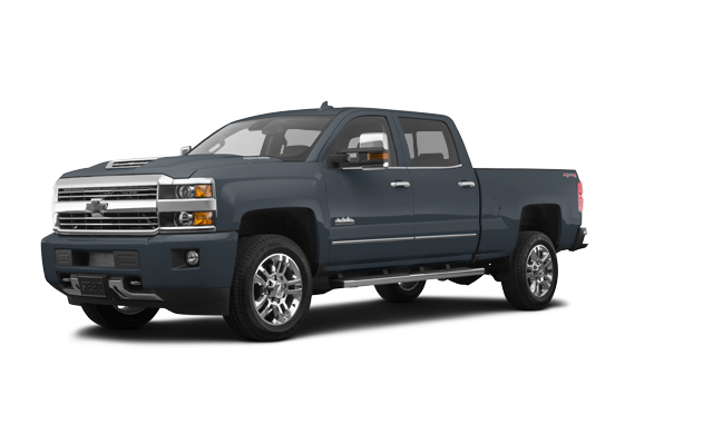 2019 Silverado 2500HD HIGH COUNTRY - $72,003 | True North Chevrolet