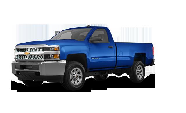 2019 Silverado 2500HD WT - from $43,595 | Lanoue Chevrolet