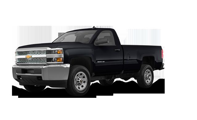 2019 Silverado 2500HD WT - $48,003 | True North Chevrolet