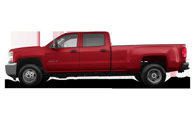 Chevrolet Silverado 3500HD WT 2019
