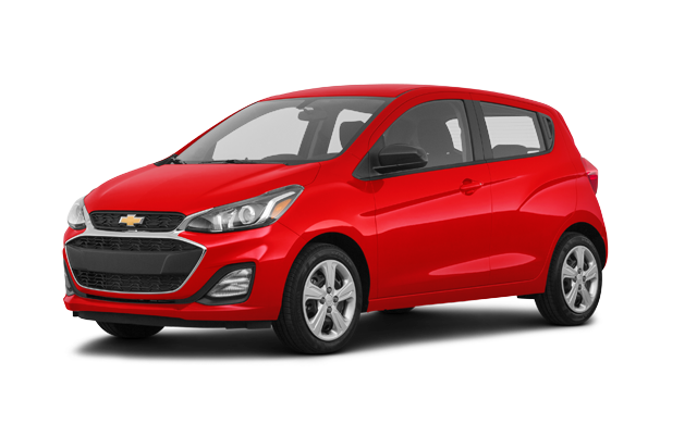Chevy Spark Price >> 2019 Spark LS - $11,625 | True North Chevrolet