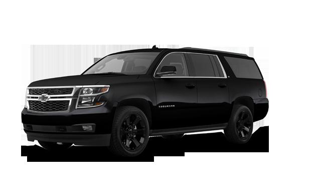 2019 Suburban LT - from $66,545 | Lanoue Chevrolet