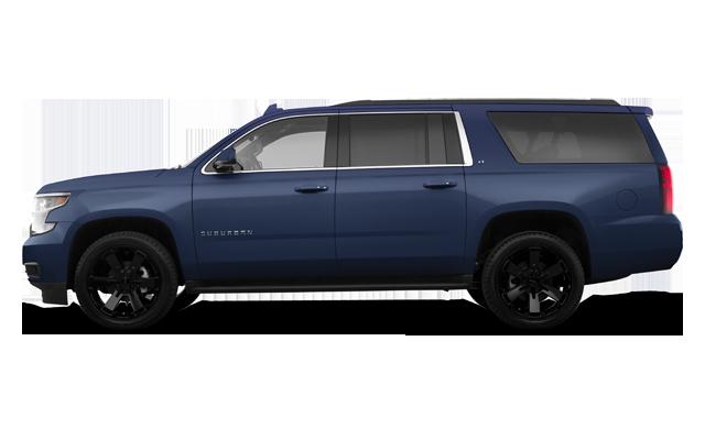 Chevrolet Suburban LT 2019