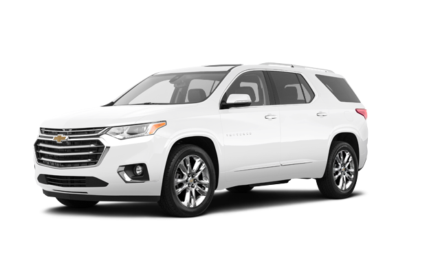 2019 Traverse HIGH COUNTRY - $58,823 | True North Chevrolet