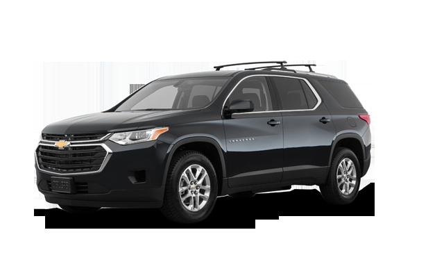 2019 Traverse LS - $35,013 | True North Chevrolet