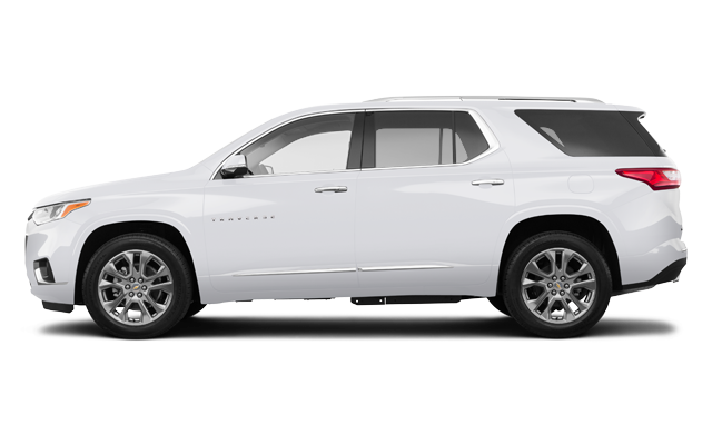 2019 Traverse PREMIER - $54,635 | True North Chevrolet