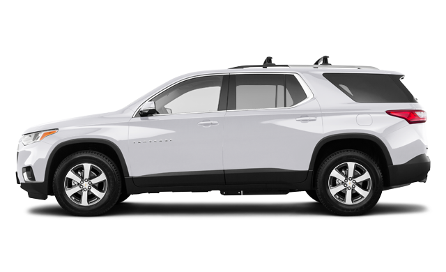 2019 Chevrolet Traverse TRUE NORTH