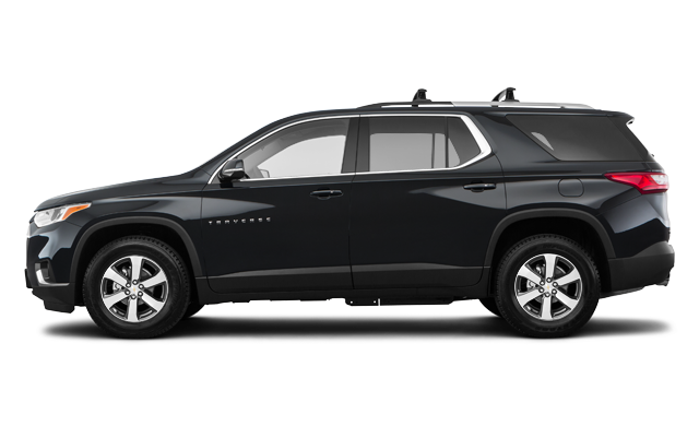 Chevrolet Traverse GRANDE EXPÉDITION 2019