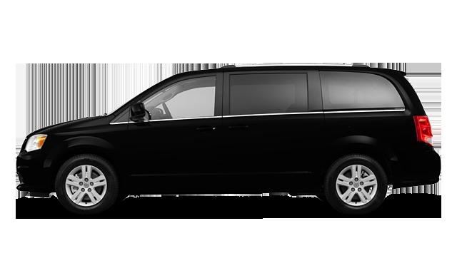 Dodge Grand Caravan CREW 2019