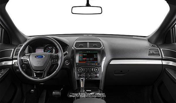 Ford Explorer Lease >> 2019 Ford Explorer XLT - Starting at $41699.0 | Bruce Ford