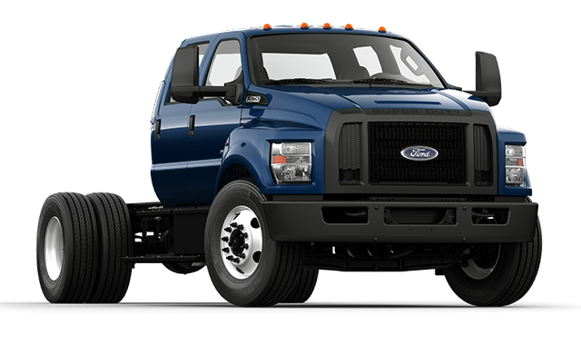 2019 Ford F-650 SD Gas Straight Frame