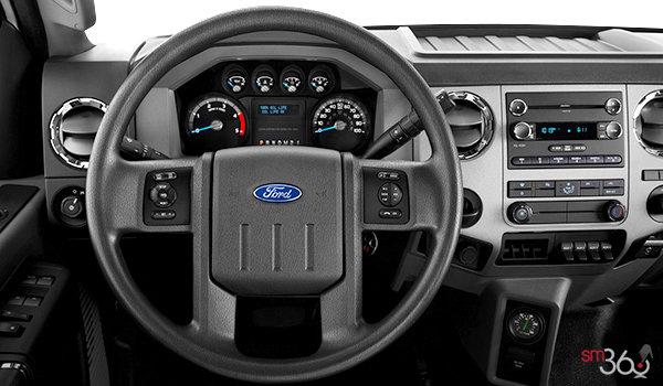 2019 Ford F-750 SD Diesel Straight Frame