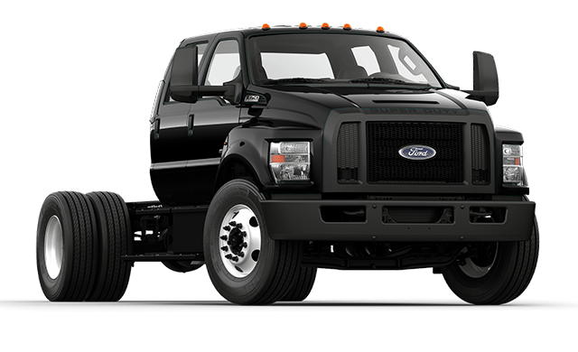 2019 Ford F-750 SD Diesel Tractor