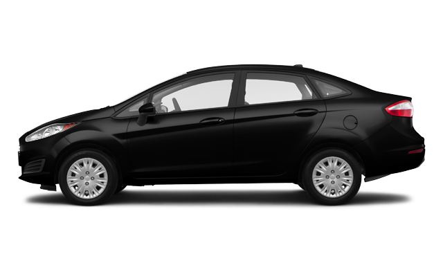 Ford Fiesta Sedan S 2019
