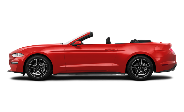 Ford Mustang Convertible EcoBoost Premium 2019