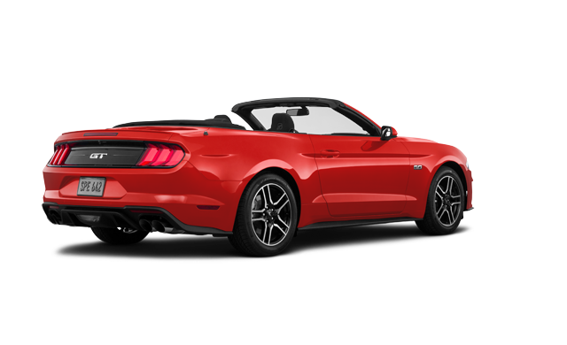 How Does Ecoboost Work >> 2019 Ford Mustang Convertible GT Premium - Starting at $44977.0 | Bruce Automotive Group