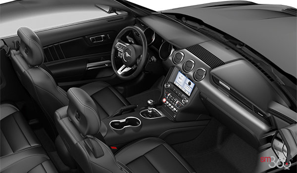 Ford Mustang Lease >> 2019 Ford Mustang Convertible GT Premium - Starting at ...