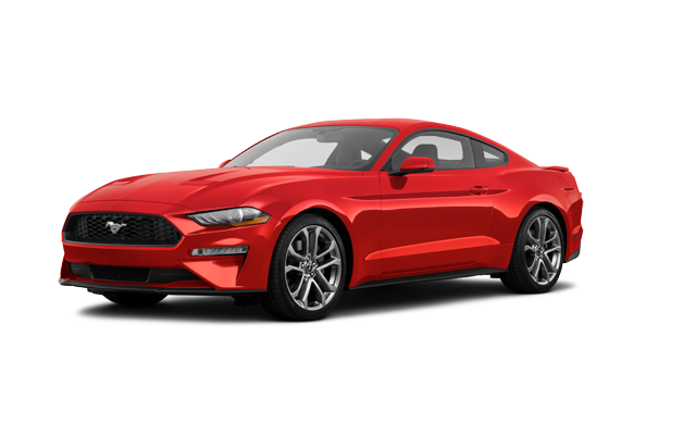 2019 Ford Mustang Coupe EcoBoost Premium