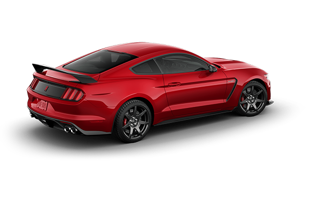 Ford Mustang Shelby GT350R 2019
