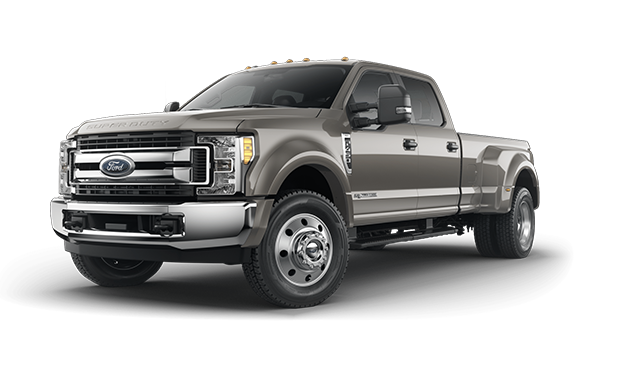 2019 Ford Super Duty F-450 XLT
