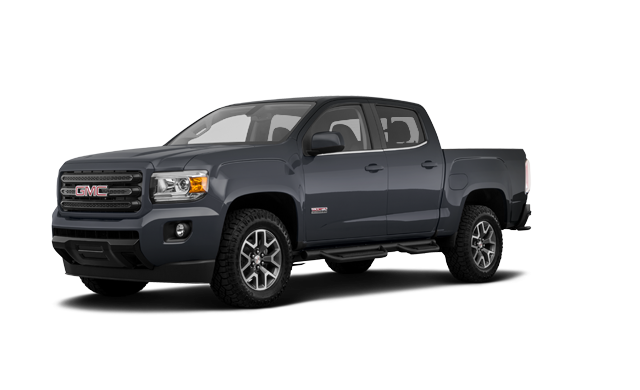 2019 GMC Canyon ALL TERRAIN W/CLOTH - Starting at $41345.0 ...
