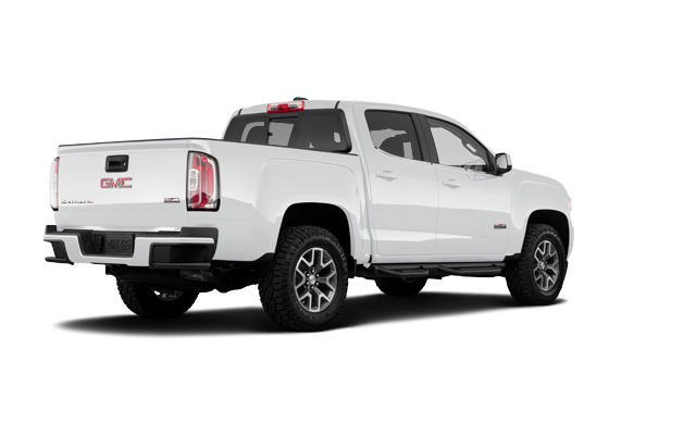 2019 GMC Canyon ALL TERRAIN W/LEATHER