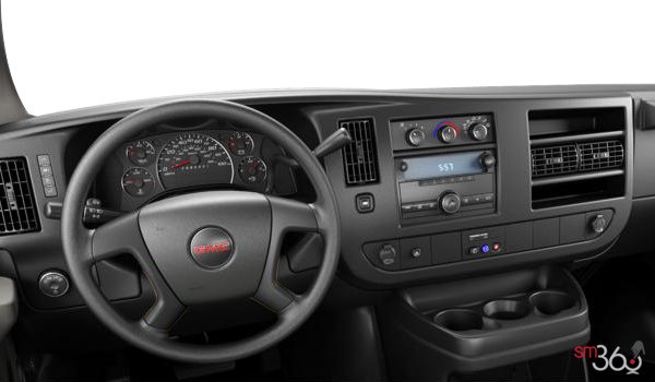 2019 GMC Savana 3500 CARGO