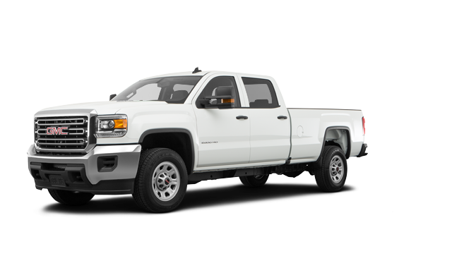 2019 GMC Sierra 2500 HD