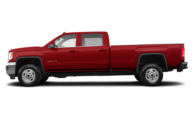GMC Sierra 2500 HD SLE 2019