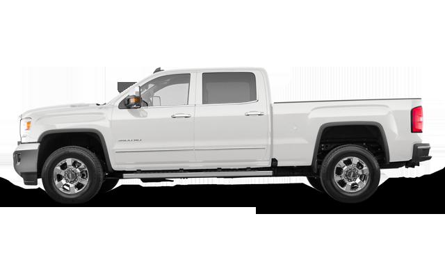 GMC Sierra 3500HD SLT 2019