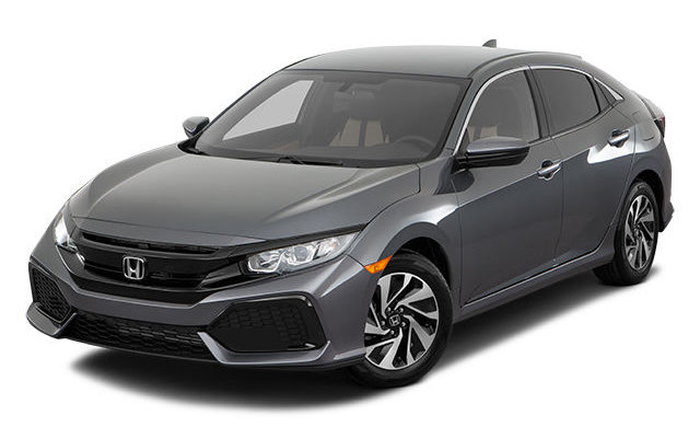 Honda Civic Hatchback LX 2019 - photo 2