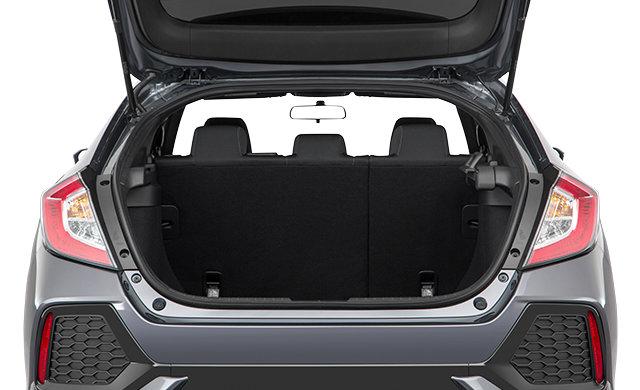 Honda Civic Hatchback LX 2019 - photo 3
